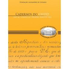 Cadernos do CHDD - Ano 13 - Número 24 - 1º Semestre de 2014