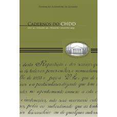Cadernos do CHDD Ano 14 - Número 26 - 1º Semestre de 2015