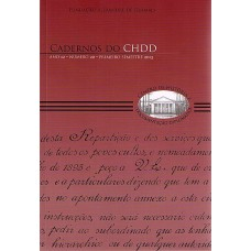 Cadernos do CHDD - Ano 12 -  Número  22 - 1º Semestre de 2013
