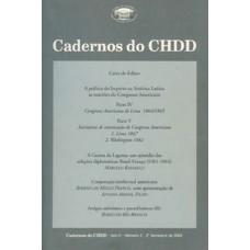 Cadernos do CHDD Ano 4 - Número 6 - 1º Semestre de 2005