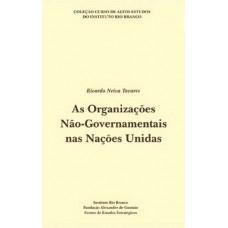Organizações Não Governamentais nas Nações Unidas,As