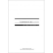 Cadernos do CHDD Ano 6 - Número 11 - 2º Semestre de 2007