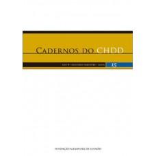 Cadernos do CHDD - Ano 8 - Número 15 - 2º Semestre de 2009