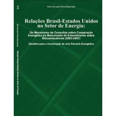Relações Brasil-Estados Unidos no Setor de Energia