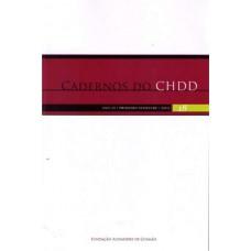 Cadernos do CHDD - Ano 10 -  Número 18 - 1º Semestre de 2011