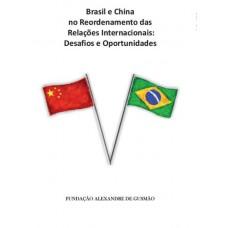 Brasil e China no Reordenamento das Relações Internacionais: Desafios e Oportunidades