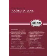 Cadernos de Política Exterior - Ano 2 • Número 4 • segundo semestre de 2016
