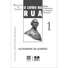 Livro na Rua - 01 - Alexande de Gusmão