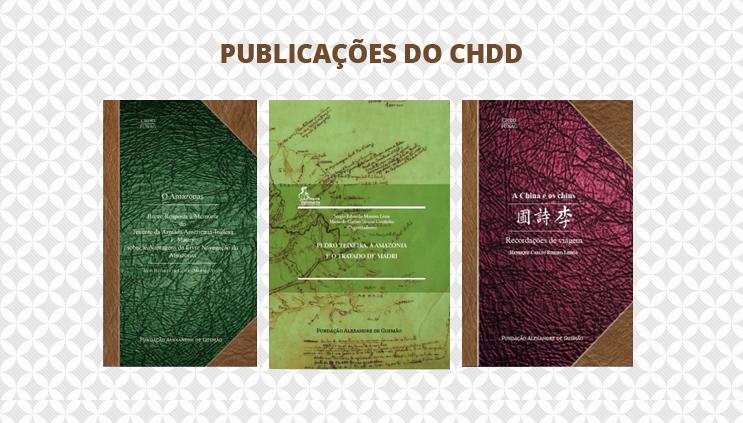 Publicações do CHDD