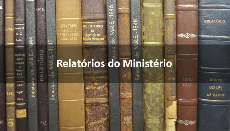 Relatórios do Ministério