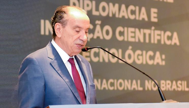 II Seminário sobre Diplomacia e Inovação Científica e Tecnológica