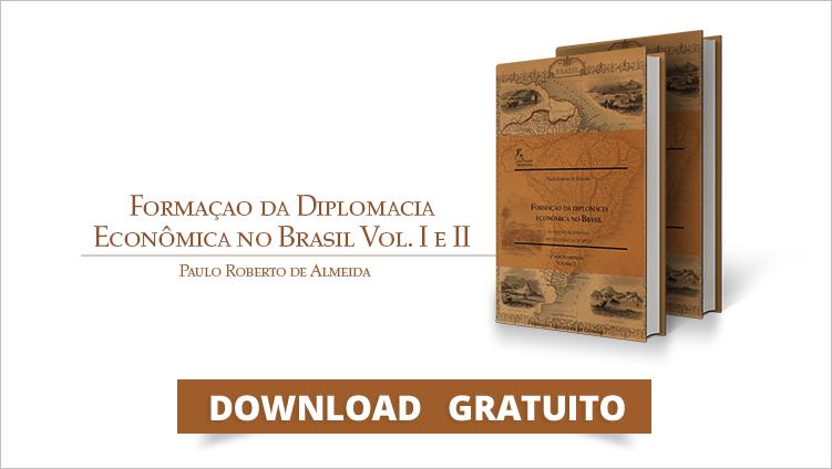 "FUNAG lanza la tercera edición del libro ""Formação da Diplomacia Econômica no Brasil"""