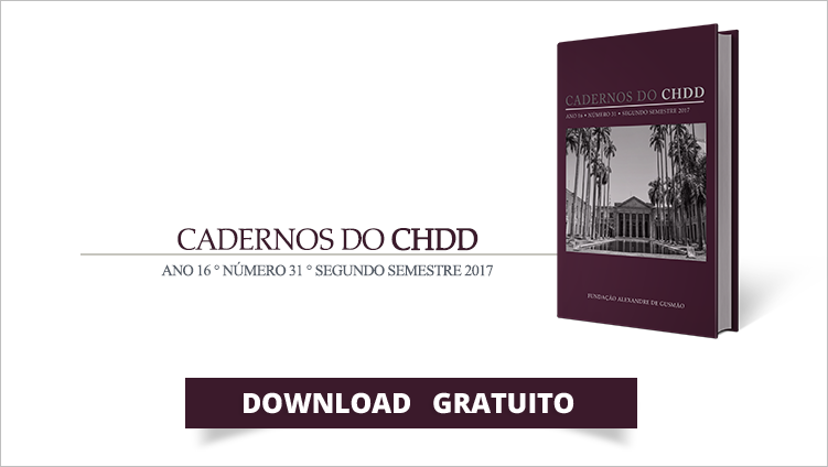 "FUNAG publishes the 31st edition of ""Cadernos do CHDD"""