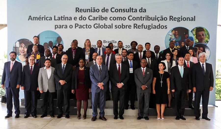 Reunião de Consulta da América Latina e do Caribe