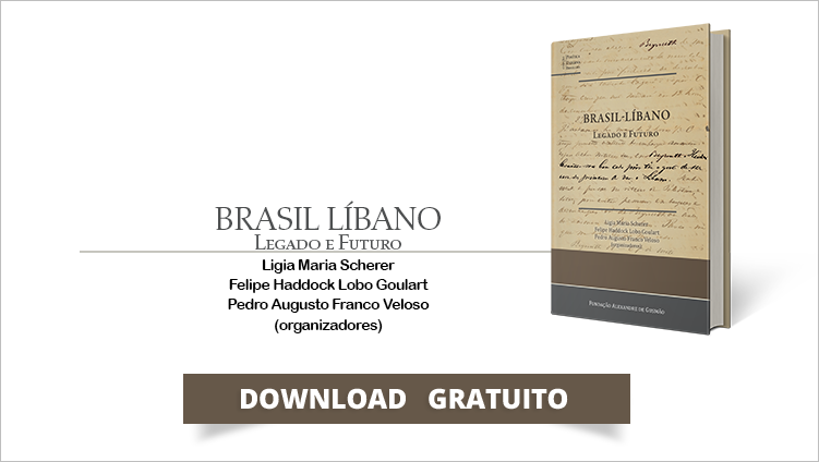 """FUNAG lança o livro """"Brasil – Líbano: Legado e Futuro"""""""