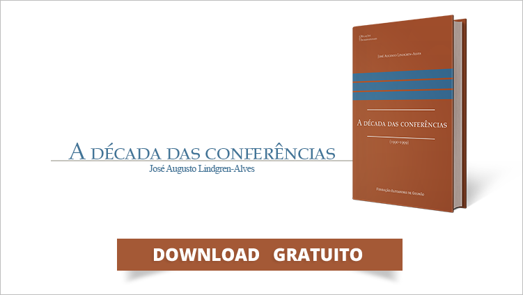 """FUNAG publica 2º edição do livro """"A Década das Conferências"""""""