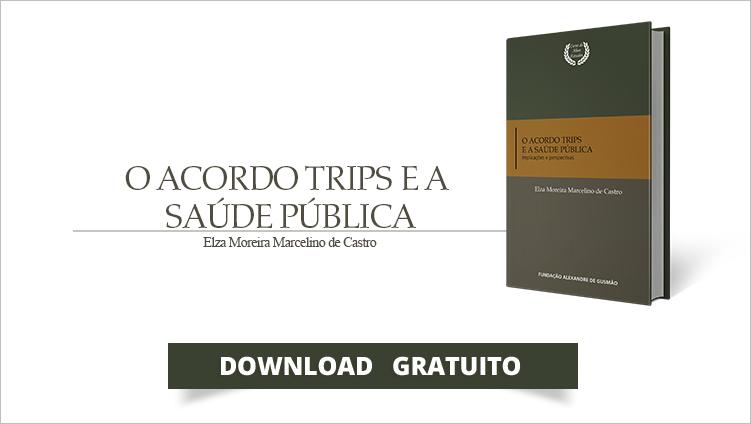 """FUNAG lança o livro """"O acordo TRIPS e a saúde pública – implicações e perspectivas"""""""