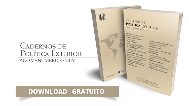 "FUNAG publishes ""Foreign Policy Journals no. 8"""