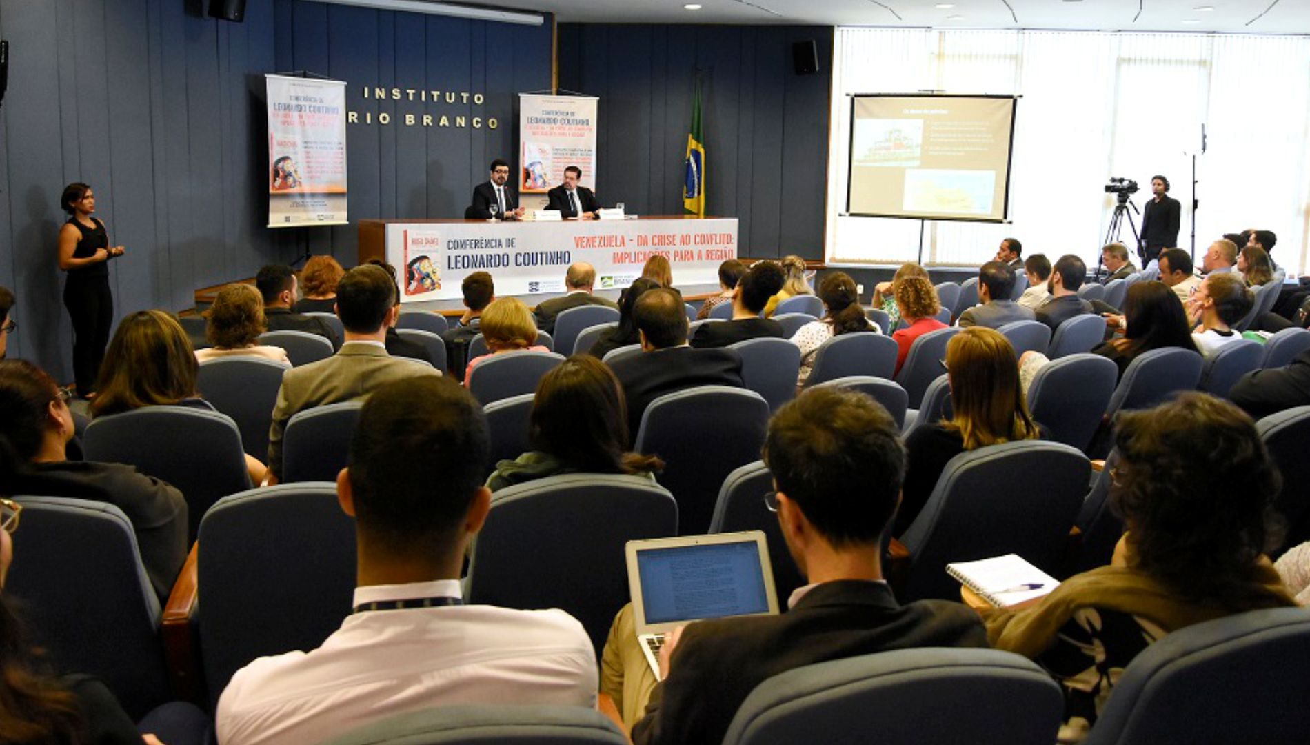 FUNAG holds conference on Venezuela – from crisis to conflict: implications for the region