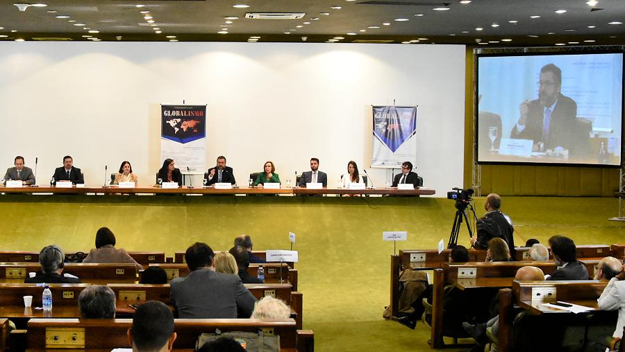 Itamaraty e FUNAG realizaram seminário sobre o globalismo