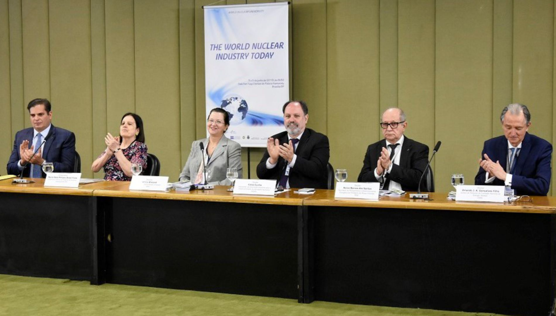 "Watch the videos of the seminar ""The World Nuclear Industry Today"""
