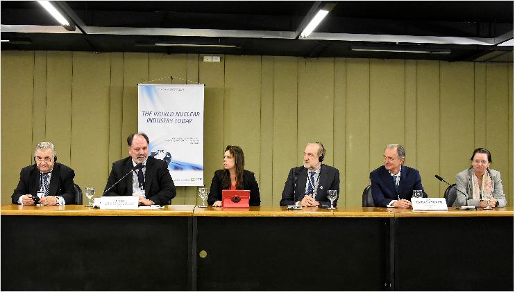 FUNAG apoia a realização de seminário sobre indústria nuclear