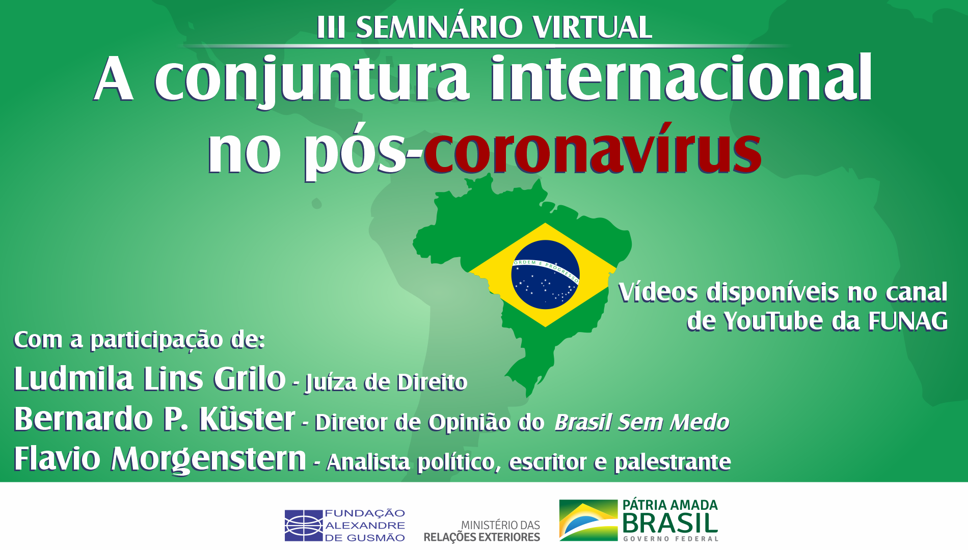"Watch the III webinar ""The International Status Quo After the Coronavirus"""