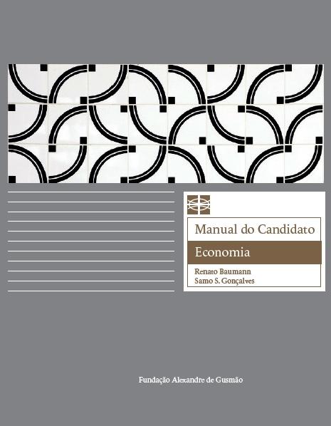 Manual do Candidato: Economia