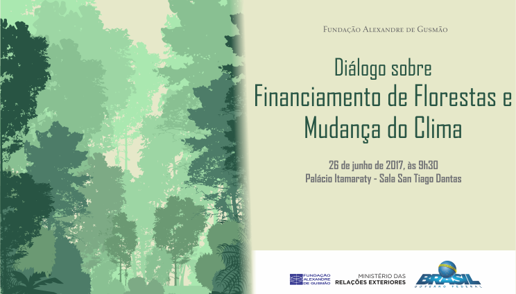 """Open registrations to the seminar """"Dialogue on the financing of forests and climate change"""""""