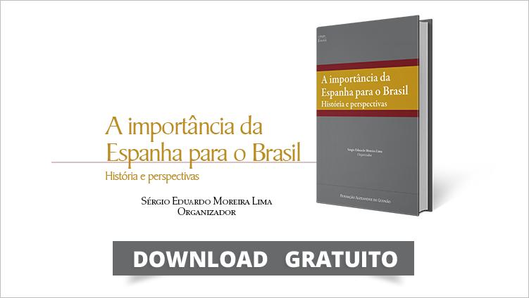 """FUNAG publica o livro """"A importância da Espanha para o Brasil: História e Perspectivas"""""""