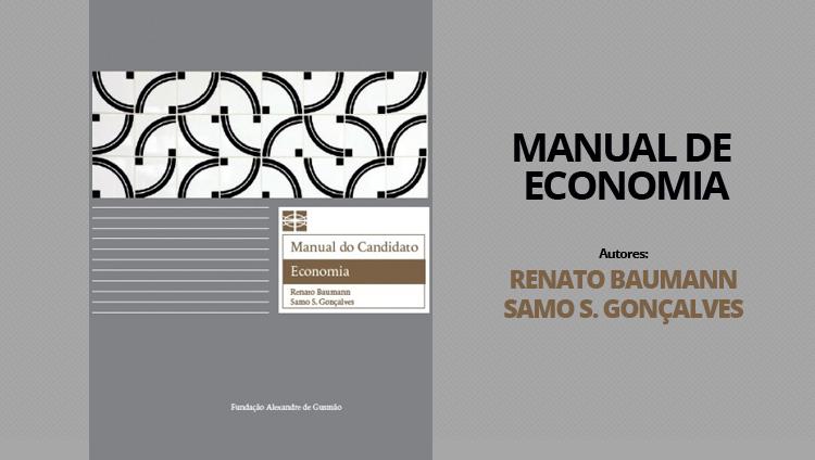 "New ""Manual de Economia"""