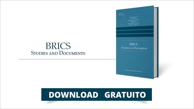 "FUNAG releases ""BRICS - studies and documents"""