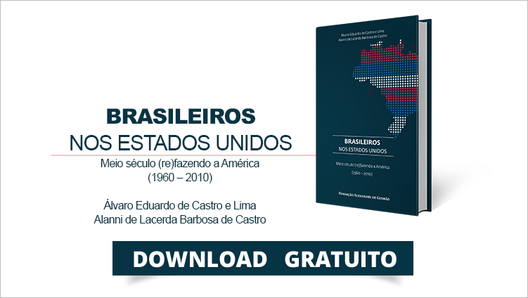 """FUNAG publica o livro """"Brasileiros nos Estados Unidos"""""""