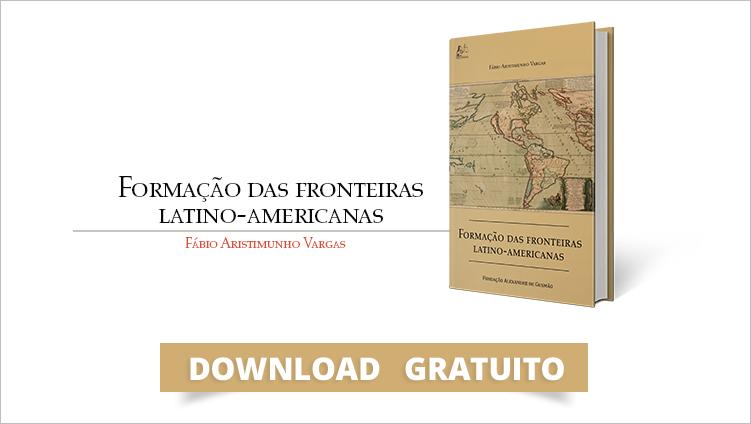 """FUNAG lanza el libro """"Formação das fronteiras latino-americanas"""""""