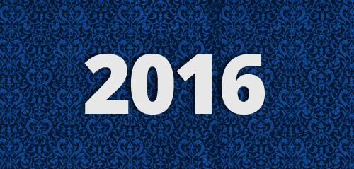 Boletim Editorial 2016