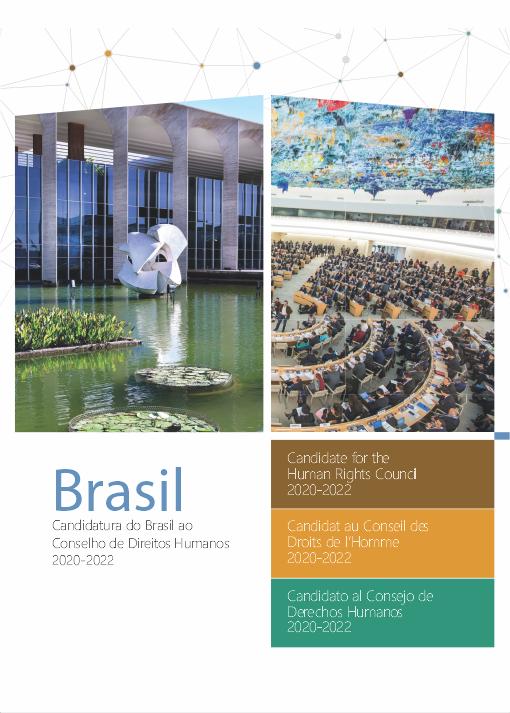 Candidatura do Brasil ao Conselho de Direitos Humanos 2020-2022