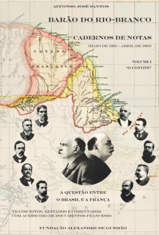 Barão do Rio Branco Cadernos de notas
