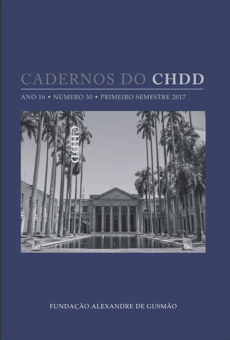 Cadernos do CHDD ano 16 • número 30 • primeiro semestre 2017
