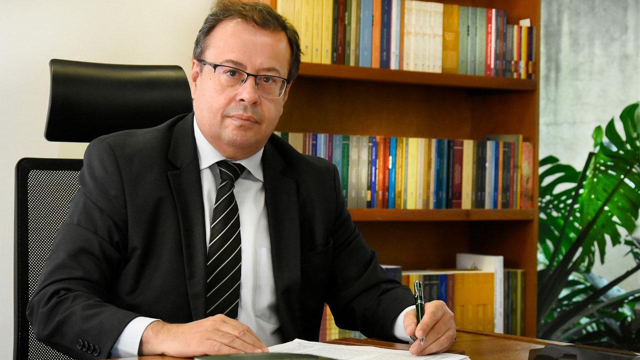 Ministro Almir Lima Nascimento é o novo Diretor do IPRI