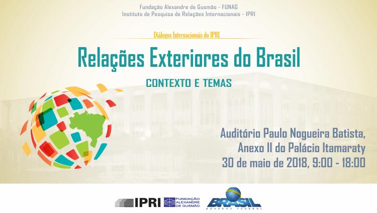 Diálogos Internacionais: