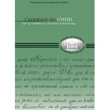 Cadernos do CHDD Nº 27