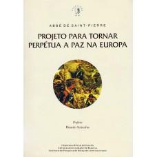 Projeto para tornar perpétua a paz na Europa
