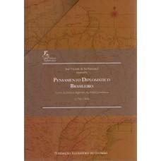 Pensamento Diplomático Brasileiro - Coleção