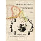 """Barão do Rio-Branco Cadernos de Notas: A questão entre o Brasil e a França (Maio de 1895 a Abril de 1901) Volume VI """"Anexos"""""""