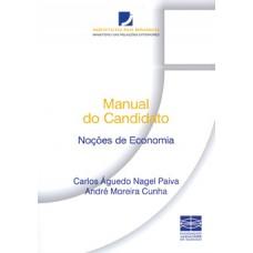 Manual do Candidato: Noções de Economia
