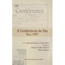 II Conferência da Paz - Haia, 1907