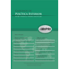 Cadernos de Política Exterior - Ano 3 • Número 5 • primeiro semestre de 2017