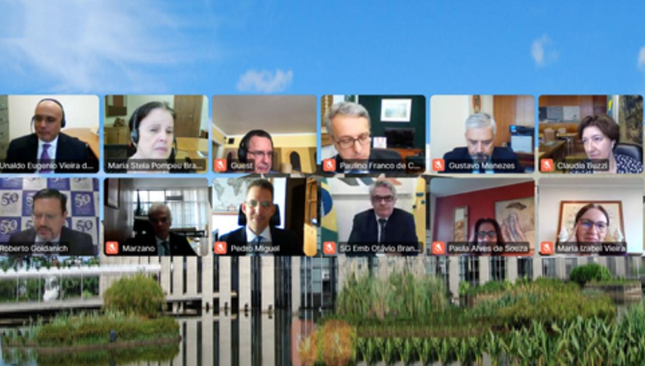 Reunión Ordinaria del Consejo de Administración Superior de FUNAG – 2021